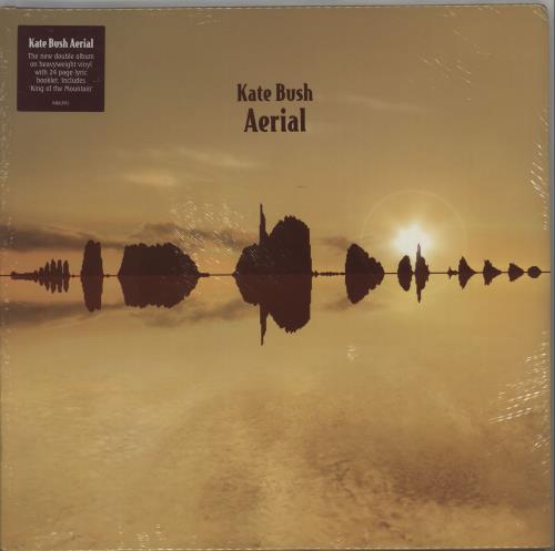 Kate Bush Aerial - Sealed 2-LP vinyl record set (Double Album) UK BUS2LAE340278