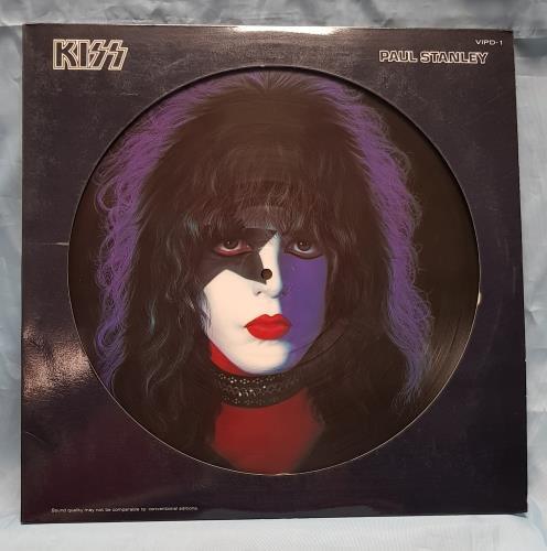 Kiss Set Of Four Original Picture Discs picture disc LP (vinyl picture disc album) Japanese KISPDSE379540