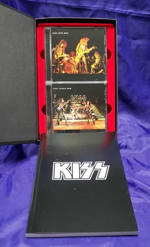 Kiss The Definitive Kiss Collection box set US KISBXTH353464