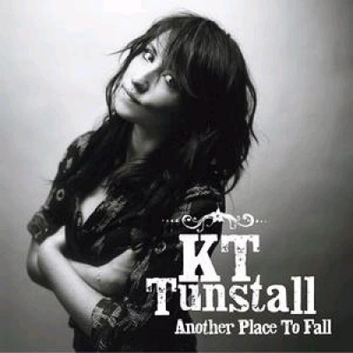"""KT Tunstall Another Place To Fall CD single (CD5 / 5"""") UK KT-C5AN352469"""