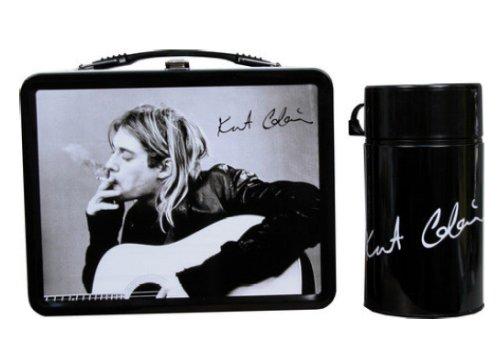 Kurt Cobain Lunchbox memorabilia UK KRTMMLU398762