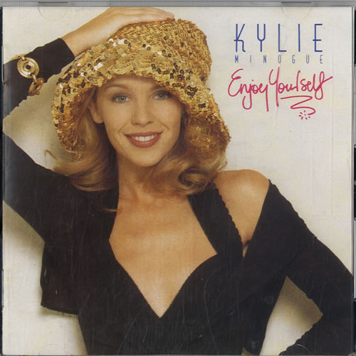 Kylie Minogue Enjoy Yourself CD album (CDLP) UK KYLCDEN264621