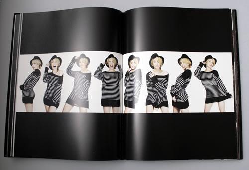 Kylie Minogue K - Hardback Deluxe Edition book UK KYLBKKH547063