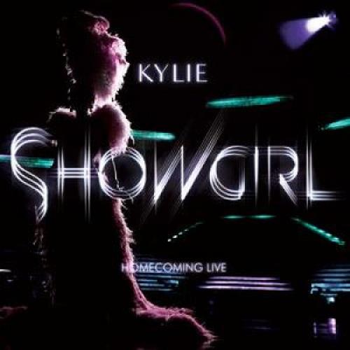 Kylie Minogue Showgirl Homecoming Live 2 CD album set (Double CD) UK KYL2CSH384513
