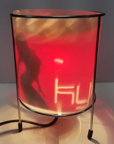 Kylie Minogue Spinning Around - Tricycle Light memorabilia UK KYLMMSP161394