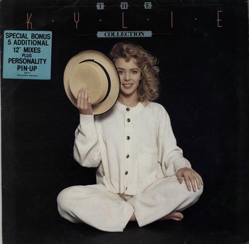 Kylie Minogue The Kylie Collection 2-LP vinyl record set (Double Album) Australian KYL2LTH151198