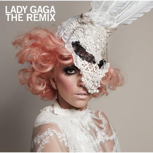 Lady Gaga The Remix CD album (CDLP) UK LGQCDTH506562
