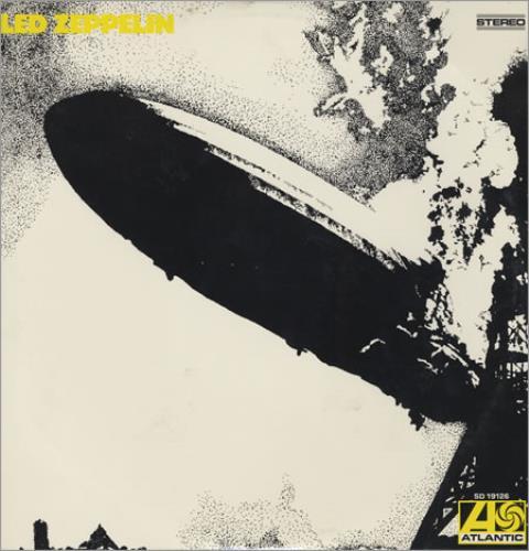 Led Zeppelin Led Zeppelin - Yellow Sleeve - Sealed vinyl LP album (LP record) US ZEPLPLE403470
