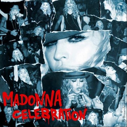 Madonna Celebration 2-CD single set (Double CD single) UK MAD2SCE482152