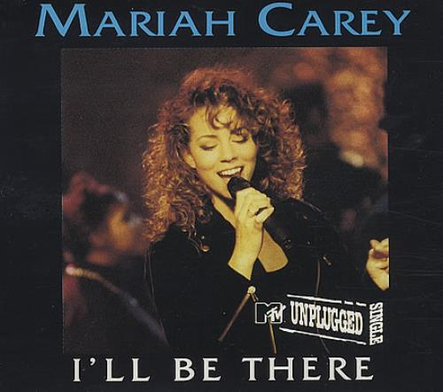 "Mariah Carey I'll Be There CD single (CD5 / 5"") German CRYC5IL06799"