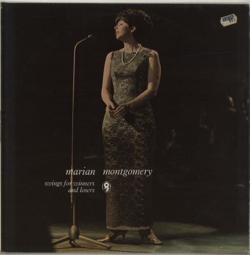 Marian Montgomery Swings For Winners And Losers vinyl LP album (LP record) UK M0MLPSW512899