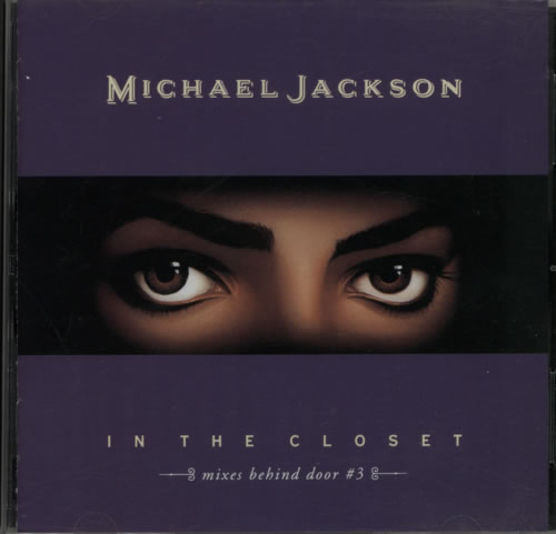 "Michael Jackson In The Closet - Mixes Behind Door 3 CD single (CD5 / 5"") Japanese M-JC5IN05685"