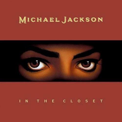 Michael Jackson In The Closet Dual Disc UK M-JDUIN349828