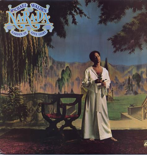 Narada Michael Walden Garden Of Love Light vinyl LP album (LP record) UK NMWLPGA333506