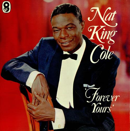 Nat King Cole Forever Yours Vinyl Box Set UK NKCVXFO457340