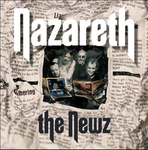 Nazareth The Newz 2-LP vinyl record set (Double Album) UK NZR2LTH484983