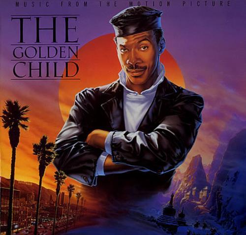 Original Soundtrack The Golden Child vinyl LP album (LP record) UK OSTLPTH277149