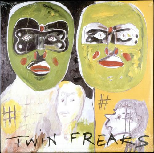 Paul McCartney and Wings Twin Freaks 2-LP vinyl record set (Double Album) UK MCC2LTW367796