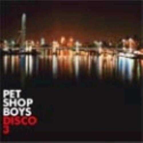 Pet Shop Boys Disco 3 CD album (CDLP) UK PSBCDDI232039