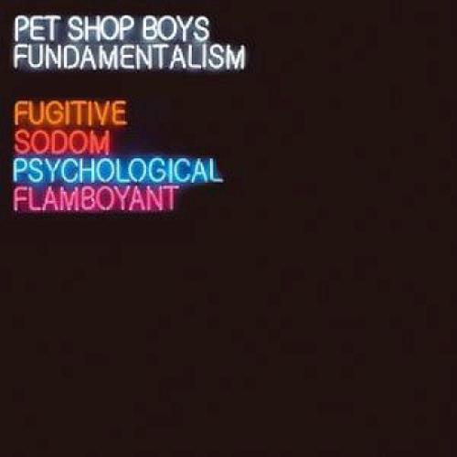 "Pet Shop Boys Fundamentalism - Part 1 12"" vinyl single (12 inch record / Maxi-single) UK PSB12FU358367"
