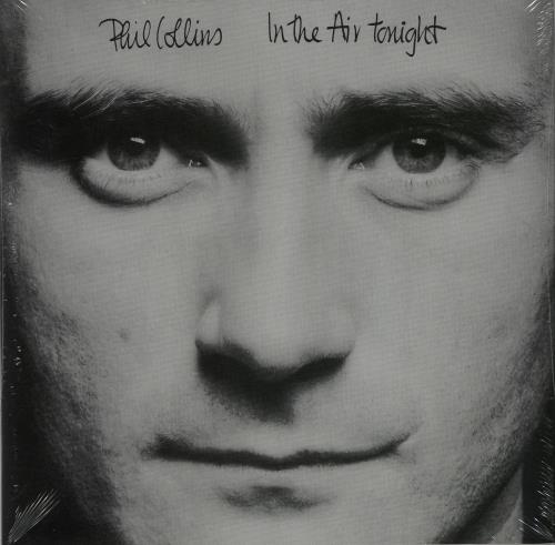 "Phil Collins In The Air Tonight + 12-page Comic Book 7"" vinyl single (7 inch record) UK COL07IN644704"
