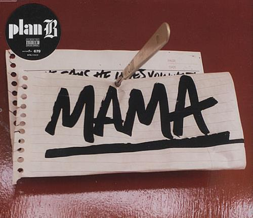 Plan B Mama [Loves A Crackhead] CD/DVD single set UK PCJSDMA364501