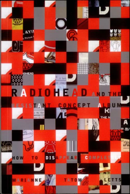 Radiohead And The Resistant Concept Album book US R-HBKAN540675
