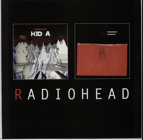 Radiohead I Might Be Wrong: Live Recordings display UK R-HDIIM632177
