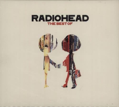 Radiohead The Best Of 2 CD album set (Double CD) Japanese R-H2CTH664088