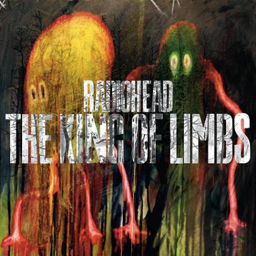 Radiohead The King Of Limbs CD album (CDLP) UK R-HCDTH531220