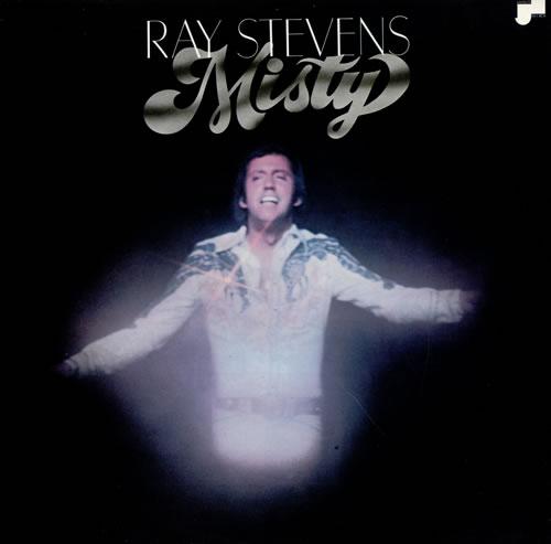 Ray Stevens Misty vinyl LP album (LP record) UK RDQLPMI474750