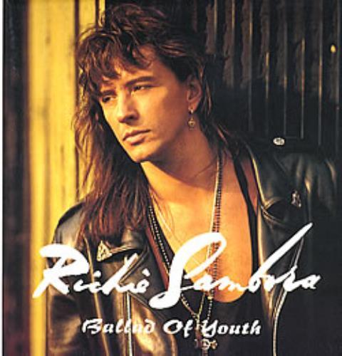 "Richie Sambora Ballad Of Youth - Poster Sleeve 12"" vinyl single (12 inch record / Maxi-single) UK RSB12BA30705"
