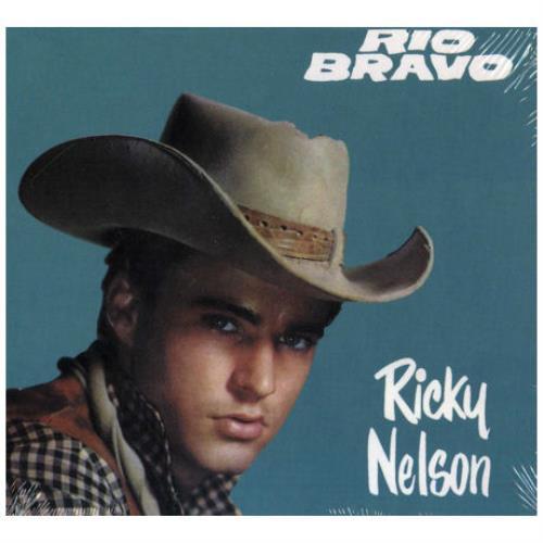 Ricky Nelson Rio Bravo CD album (CDLP) French R-NCDRI399341