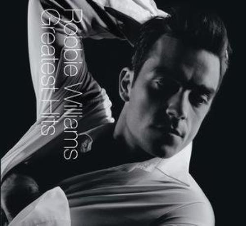 Robbie Williams Greatest Hits CD album (CDLP) UK RWICDGR302919