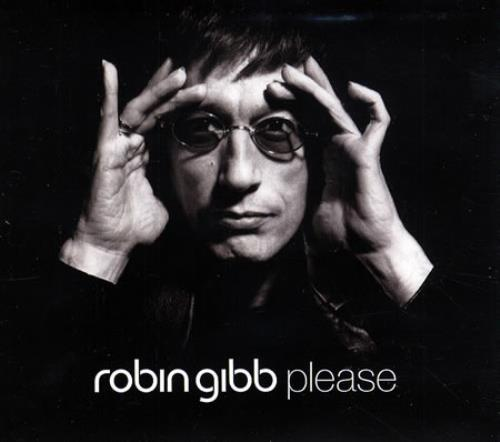 "Robin Gibb Please CD single (CD5 / 5"") German RGIC5PL366517"