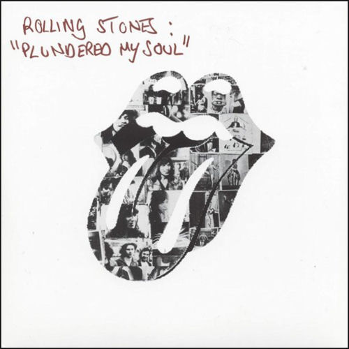 """Rolling Stones Plundered My Soul - RSD10 7"""" vinyl single (7 inch record) UK ROL07PL502752"""