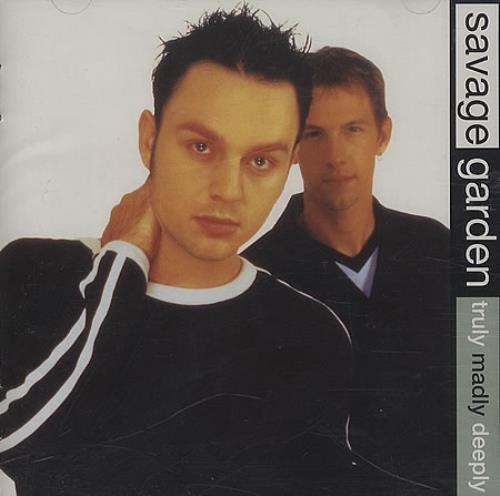 Savage Garden Truly Madly Deeply ~ Ultra Rare Tracks CD album (CDLP) Japanese SGDCDTR387229