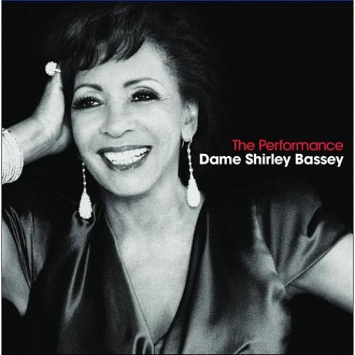 Shirley Bassey The Performance CD album (CDLP) UK SHBCDTH488864