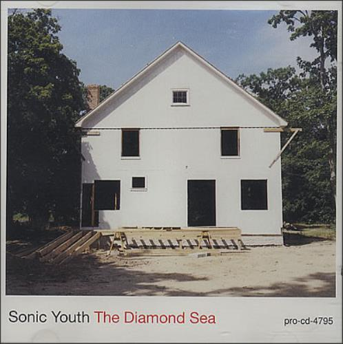 "Sonic Youth The Diamond Sea CD single (CD5 / 5"") US S-YC5TH69127"