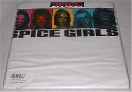 Spice Girls Passport - T-shirt t-shirt UK PICTSPA94860