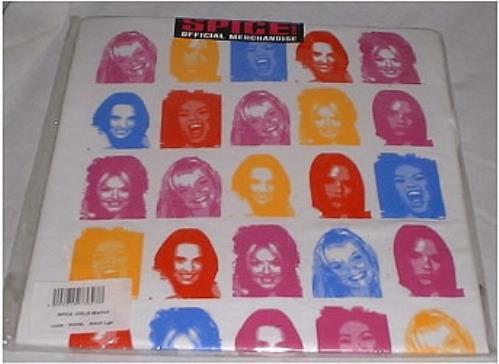 Spice Girls Warhol - T-shirt t-shirt UK PICTSWA94861