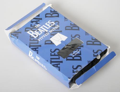 The Beatles Boxer Shorts clothing UK BTLMCBO479468