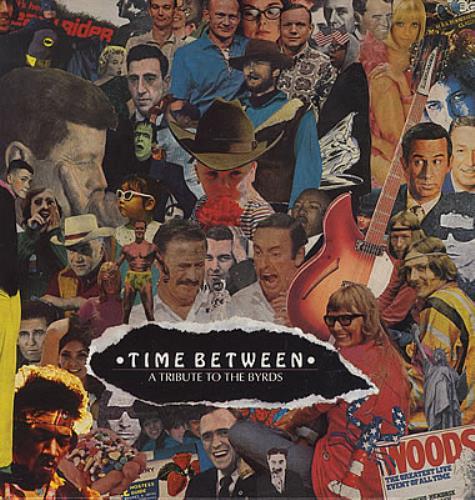 The Byrds Time Between vinyl LP album (LP record) UK BYRLPTI375404
