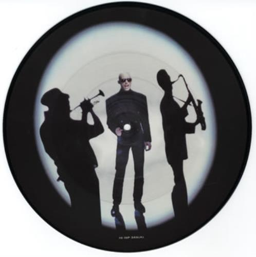 "The Christians Born Again 10"" Vinyl Picture Disc (10"" Record Single) UK CTN1PBO187656"