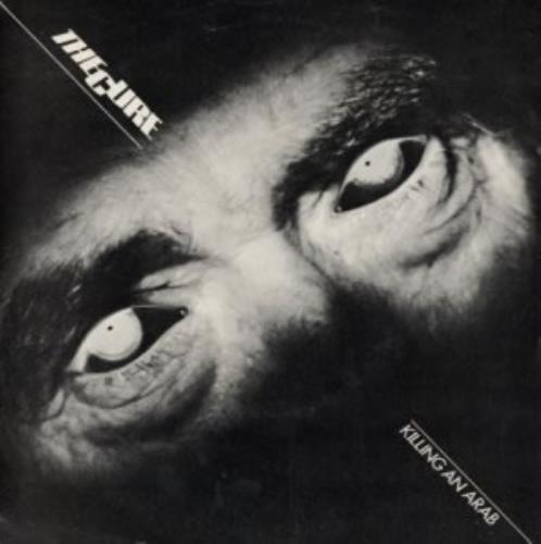 "The Cure Killing An Arab - 1st 7"" vinyl single (7 inch record) UK CUR07KI32618"
