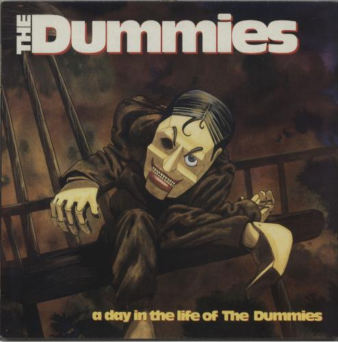 The Dummies A Day In The Life Of The Dummies vinyl LP album (LP record) UK UMMLPAD213179