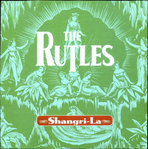 "The Rutles Shangri-la 10"" vinyl single (10"" record) UK RTL10SH75406"