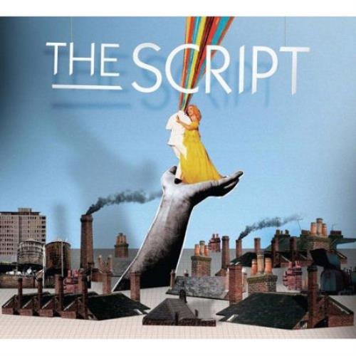The Script The Script 2-disc CD/DVD set Japanese T4T2DTH460597