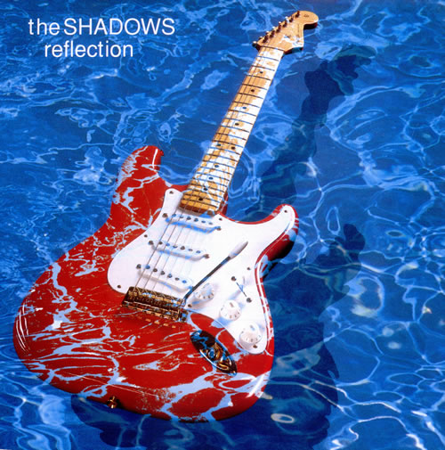 The Shadows Reflection vinyl LP album (LP record) UK SHDLPRE512522