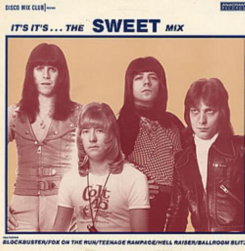 "The Sweet It's It's...The Sweet Mix 12"" vinyl single (12 inch record / Maxi-single) UK SWT12IT55832"